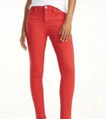 ❤️🤍❤️ Zara bőr hatású nadrág, újszerű