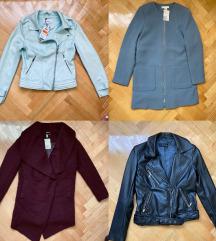 ÚJ kabátok eladók 3000/darab