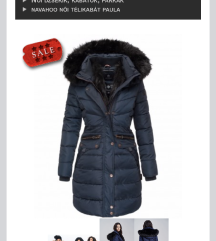 Navahoo téli kabát Xs