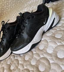 Nike Tekno Fekete cipo