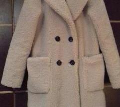 New look teddy kabát XS teddy coat