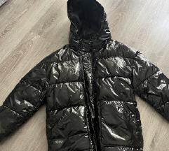 Mohito új fekete téli pufi kabát