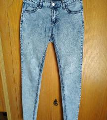 New Yorkeres kőmosott skinny nadrág Eladó!