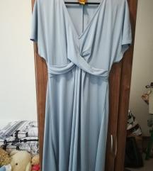 H&m babakék ruha