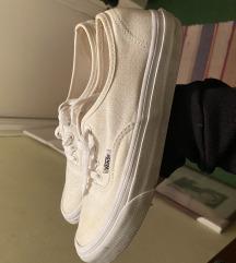 fehér Vans