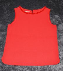 PROMOD - ujjatlan - gyöngyözött nyakszegélyű ing