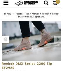 Új Reebok DMX cipellő