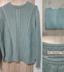 Pull&Bear kötött pulcsi