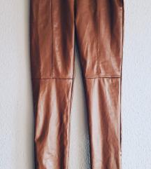 Műbőr legging