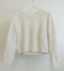 H&M oversized kötött pulcsi