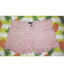 H&M rózsaszín rövidnadrág