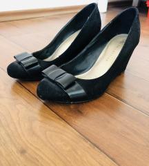 Marks and Spencer telitalpú fekete alkalmi cipő
