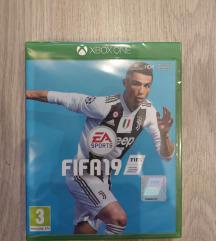 X-box one FIFA '19