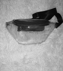 Bershka átlátszó táska