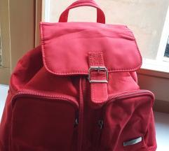 Piros mini hátizsák