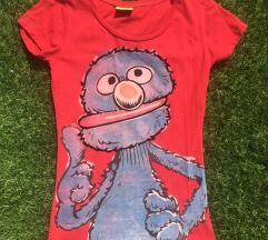 Szezám utca Grover figurás póló