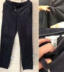 H&M bársony nadrág