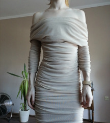 ÚJ Clarissa nude ruha IT GIRL boutique