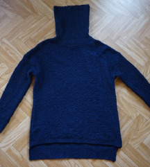 Primark kék pulóver