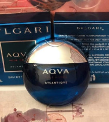 BVLGARI AQUA ATLANTIQUE FOR MEN mini,  5ml, új