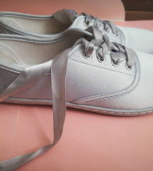 Ezüst cipő 🎀38-as