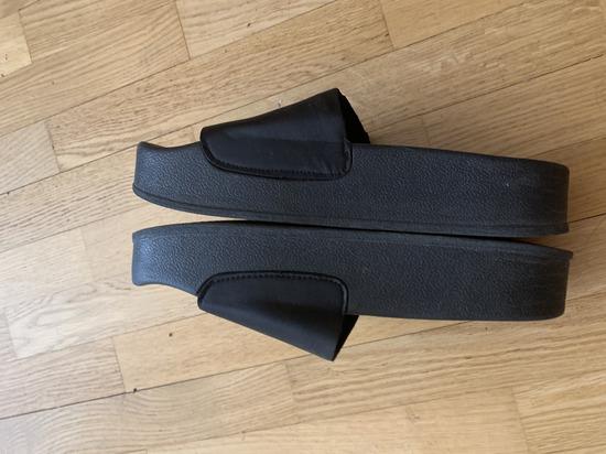 Platform papucs
