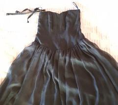 La Redoute fekete ruha XS-S