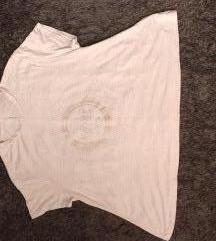 Bő fazonú barackszínű póló ♥️