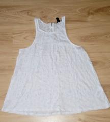 H&M fehér bő stílusú trikó