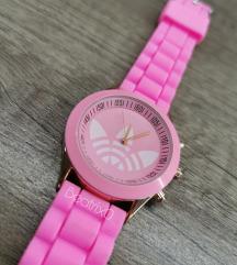 Rózsaszín Adidas óra