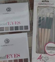 Coastal Scents smink csomag - új, bontatlan