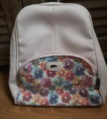 Díva púderszínű hátizsák