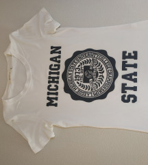 Michigan State póló (újszerű!)