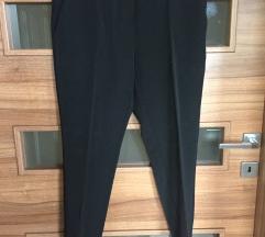 Magenta fekete nadrág