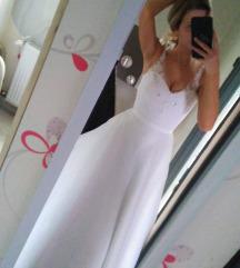 Menyasszonyi/ keringő ruha 36-os
