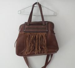 Rojtos barna táska