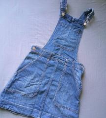 H&M farmer kantáros ruha