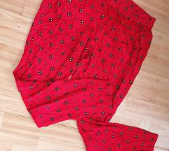 H&M piros nadrág