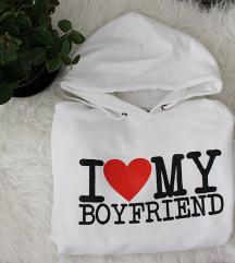 Boyfriend pulóver