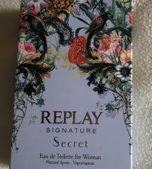 Replay parfüm