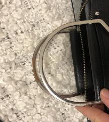 ZARA fekete táska