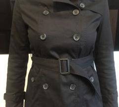 Eladó újszerű, fekete rövid kabát