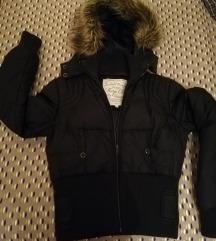 Mayo fekete kabát/dzseki