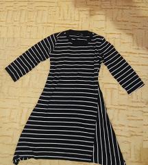 ZARA csíkos őszi ruha
