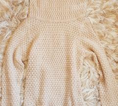 L-es kötött pulóver