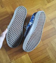 Különleges csillagos vans cipő