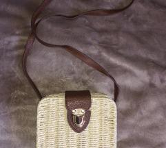 Primarkos fonott táska