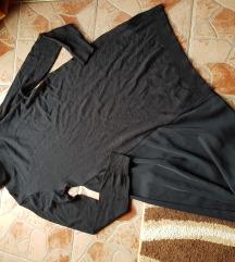 Aszimetrikus garbós ruha 🦋 FOGLALT