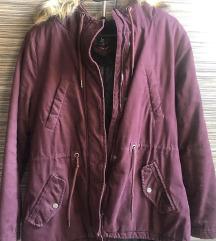 C&A bordó kabát