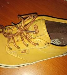 Vans Mustár színű cipő